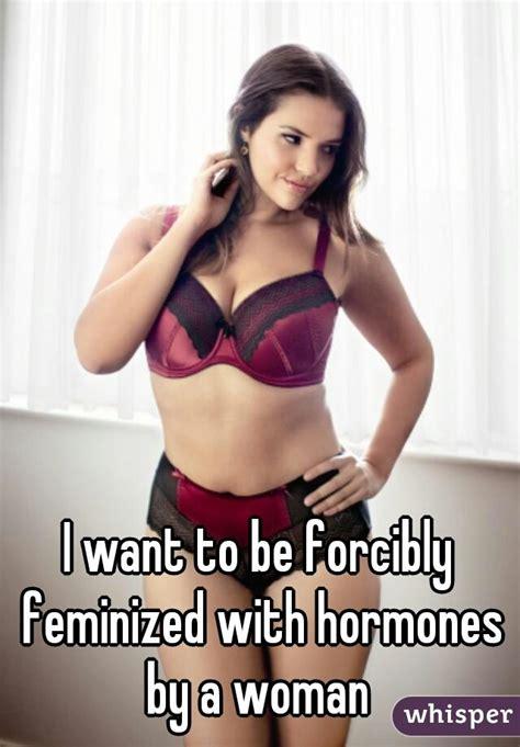 forcibly feminized  hormones   woman