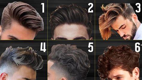 los mejores peinados  hombres hairstyles
