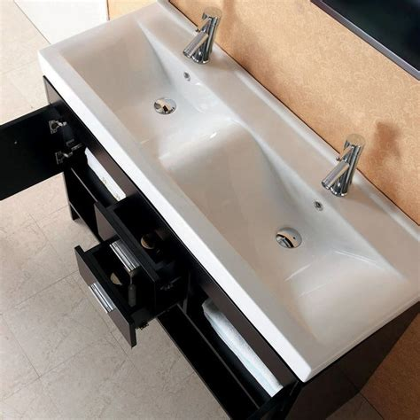 double trough sink bathroom vanity 123 best muebles cuarto de baño images on pinterest