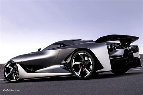 2020 Nissan Gran Turismo by Nissan 2020 Vision Gran Turismo Concept 2014 Reviews