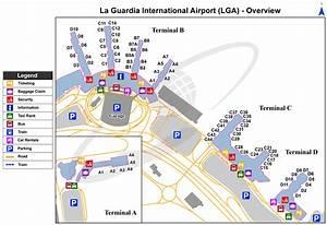 Laguardia  Lga  Airport