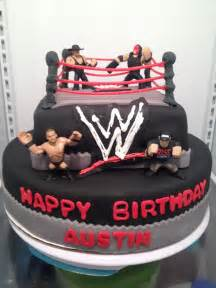 17 best images about raw wwe cake on pinterest