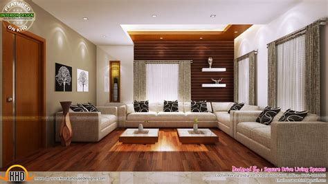 Samantha ward example of a small transitional master medium tone wood floor and brown floor bedroom design in kansas city with white walls i like contrasting wall behind bed. Excellent Kerala interior design - Kerala home design and ...