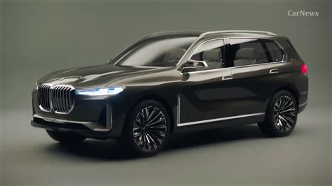 2019 Bmw X7  Front Hd Pictures  Car Release Preview