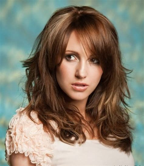 25+ Most Beautiful Hairstyles with Bangs in 2018 Sensod