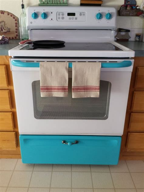 Give Your White Stove A Touch Of Vintage  Hometalk