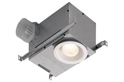 Broan 744 Recessed Bulb Fan and Light, 70 CFM 75 Watt