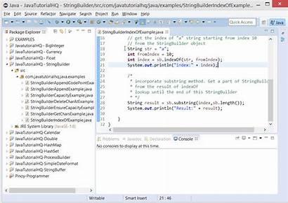 Example Indexof Java Stringbuilder Method Output Sample