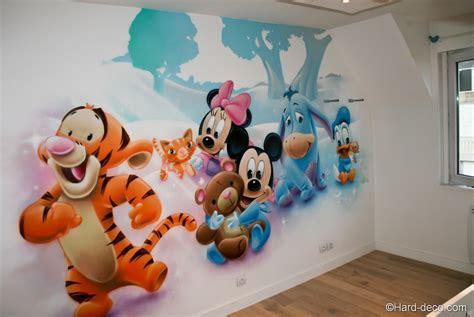 chambre bébé mickey chambre de bébés disney deco