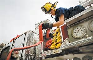 Female Black Women Firefighters