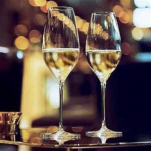 Champagne Glasses Handmade Stemware Urban Bar