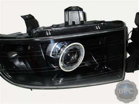 honda ridgeline hid projector headlights  led