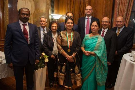 India Honours Priti With Highest Diaspora Title | Asian ...