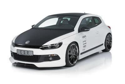 Volkswagen Scirocco Modification by Modification Concept Volkswagen Scirocco Coupe New Car