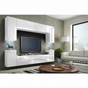 Meuble Ordinateur Salon : meuble de salon meuble haut bureau eyebuy ~ Medecine-chirurgie-esthetiques.com Avis de Voitures