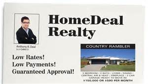 Ftc Scrutinizing Mortgage Ads
