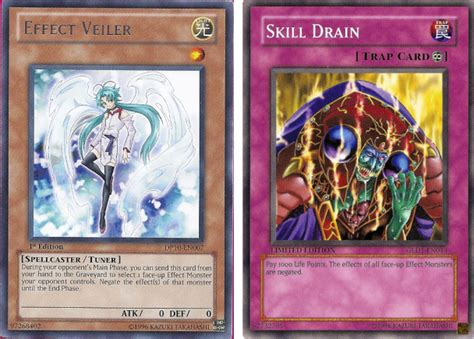 Skill Drain Deck Pojo by Unlimited Card Works Meet The Glads Family