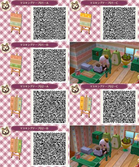 Animal Crossing New Leaf Wallpaper Qr Codes - animal crossing qr code acnl path codes