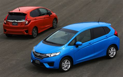 Honda Jazz Photo by Nouvelle Honda Jazz 2014 Photos Et Infos Auto