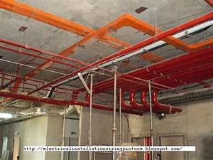 Electrical Installation Wiring Pictures  Electrical Conduits And Trunking Pictures