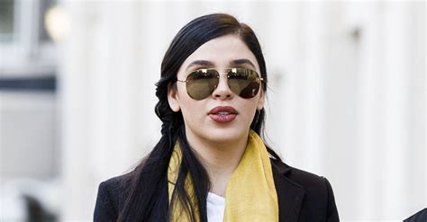 U.S. Arrests El Chapo's Wife, Charging Her With Helping to ...