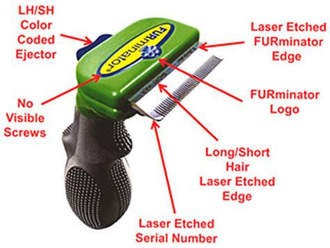 shedding blade vs furminator furminator
