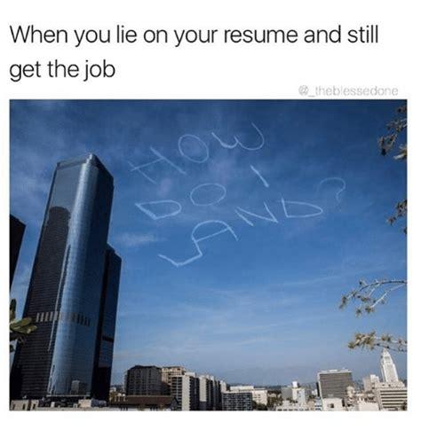 resume memes of 2017 on sizzle dank