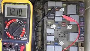 Fuel Pump Test   Fuse Test   Relay Test