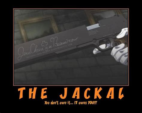 The Jackal, From