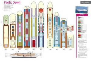 mv pacific deck plan