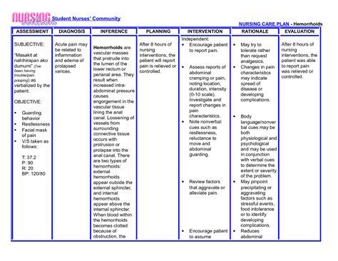 Good Nursing Home Care Plans Examples Sample Nursing Care