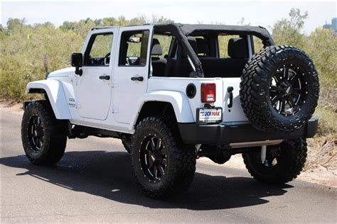 jeep rubicon white 4 door white 4 door soft top jeep rubicon sport jeep wranglers
