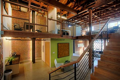 creative office space ideas brick wood green wall design ideas pinterest office spaces creative office space and