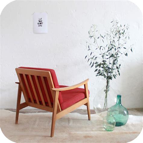 d221 mobilier vintage fauteuil scandinave d atelier du