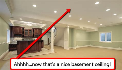 Sheetrock Vs Ceiling Tiles by Drop Ceilings Or Drywall Ceilings The Age Question