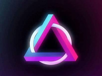 Penrose Triangle Dribbble Koh