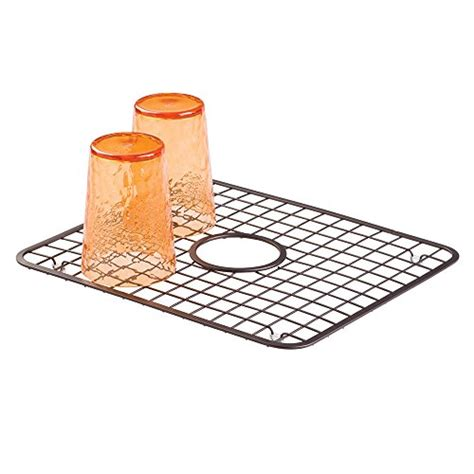 kitchen sink mats with drain mdesign kitchen sink protector grid mat with drain