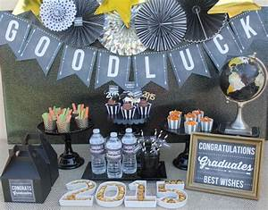 Graduation Party Printabelle