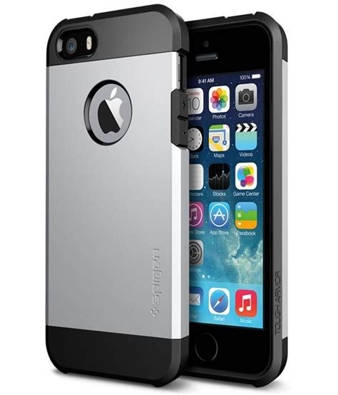 iphone 5s covers jmd back cover iphone 5 5s silver plain back