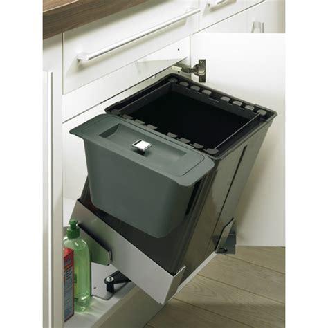 poubelle compost cuisine bac de compost pour poubelle bin it ergo bricozor