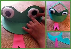 Fabiana Carter   Frog Hat