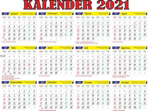kalender  indonesia  lengkap