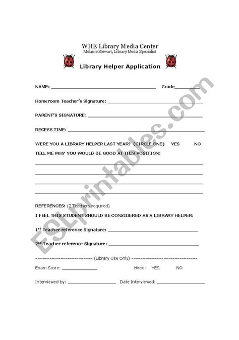 english worksheets library helper application