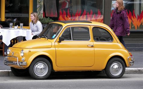 Fiat Of San Francisco by California Streets San Francisco Sighting 1970