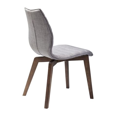 chaise grise but chaise scandinave grise vita kare design