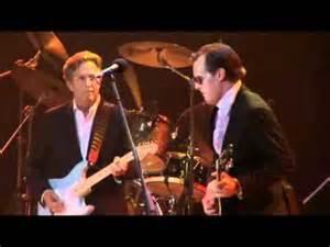 Joe Bonamassa and Eric Clapton Albert Hall