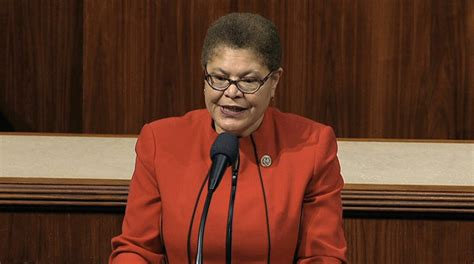 Congressmember Karen Bass on the State of Black America ...