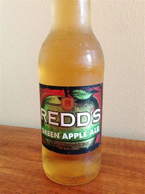 cuisine ales product review redd 39 s apple ale jacksonville