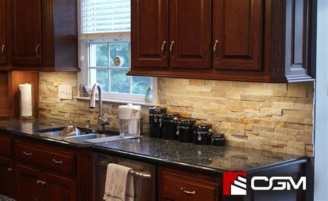 Blue Pearl   Classic Granite Kitchen Countertops, Richmond VA
