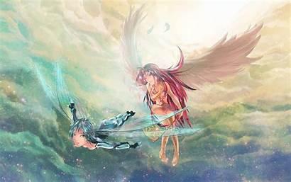 Fairy Fantasy Wallpapers Fairies Backgrounds Desktop Background